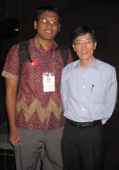 Me and Prof. Benny Young from Hongkong University, Hongkong
