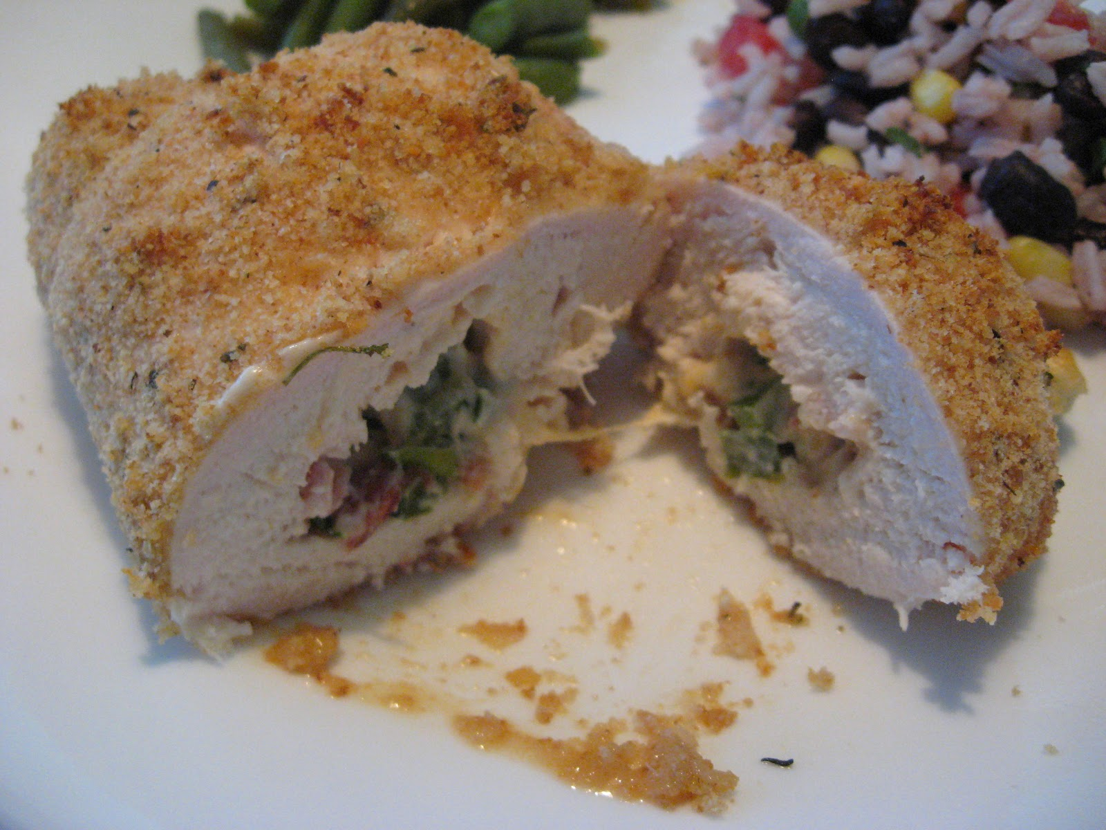 Yummy to My Tummy: Cheesy Jalapeño Popper Baked Stuffed Chicken