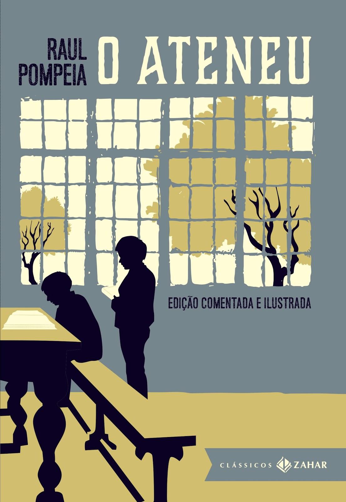 Resenha Especial: O Ateneu por Raul Pompéia   Mundo dos Livros