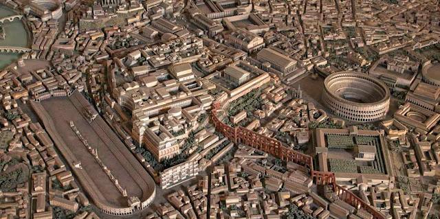 Fundaciones y Derecho de la antigua Roma