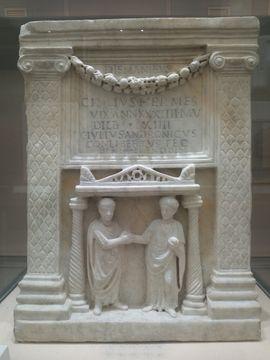 Roman Iunctio Dextrarum