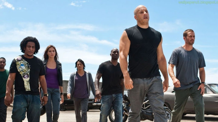 2011 Fast 5 Movie HD Wallpaper 1