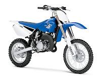 2013 Yamaha YZ85 2-Stroke motorcycle photos 5