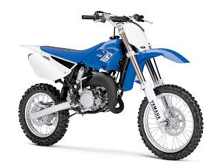 2013 Yamaha YZ85 2-Stroke Gambar Motor 5