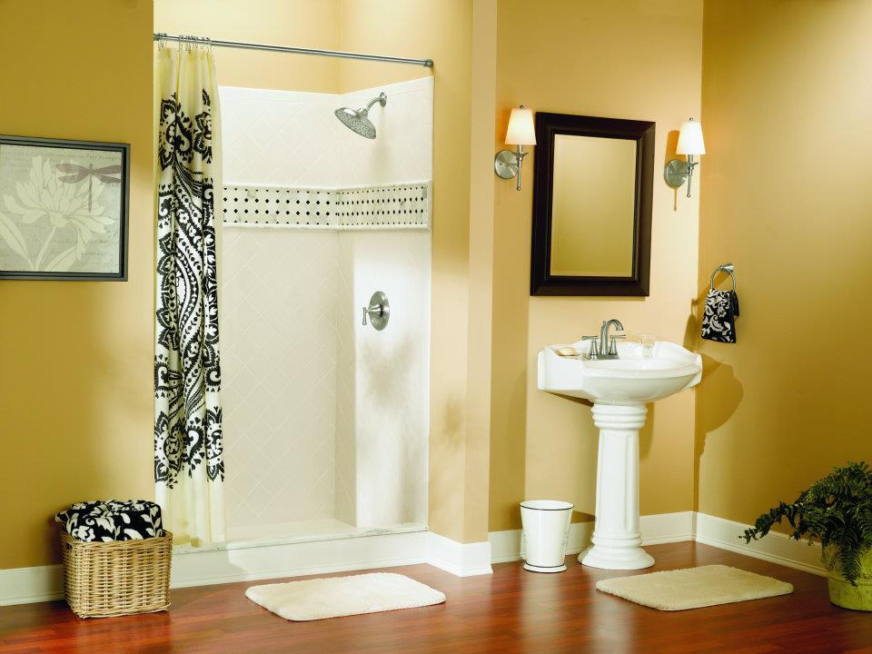 The bath showcase telford bath suite for Bathroom showcases near me