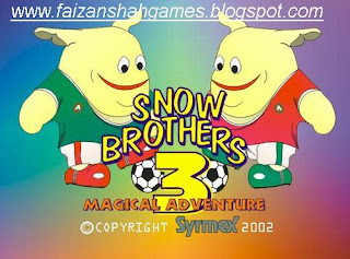 Snow bros 3 game download