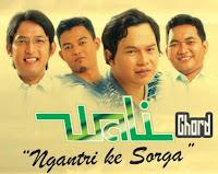 lirik lagu chord kunci gitar Ngantri Ke Sorga - Wali