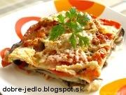 Zapečený baklažán - recept