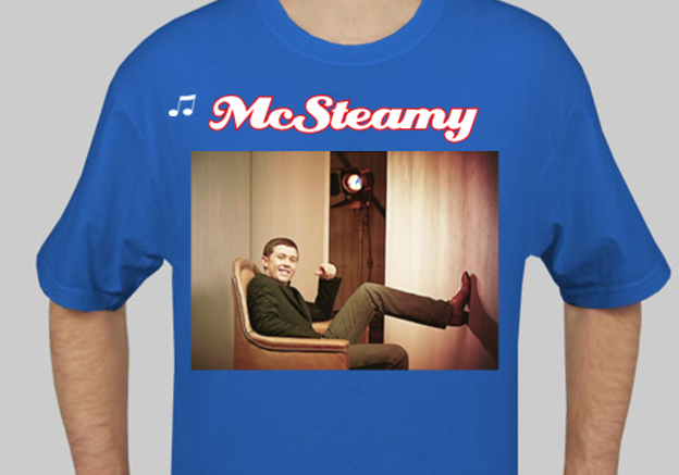Scotty mccreery news fan site daily updates pictures for Create your own shirt website