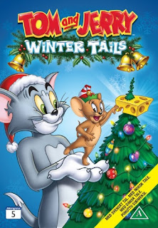 Tom e Jerry: Temporada de Inverno Dublado 2013