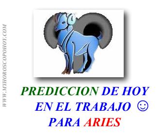 predicciones trabajo