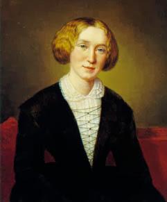 George Eliot modern novelist