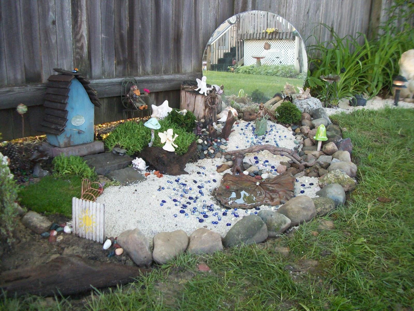 fairy gardens my fairy garden
