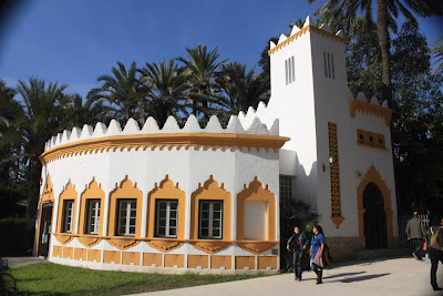 Tourist Office in Elche