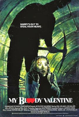 My Bloody Valentine (1981) poster