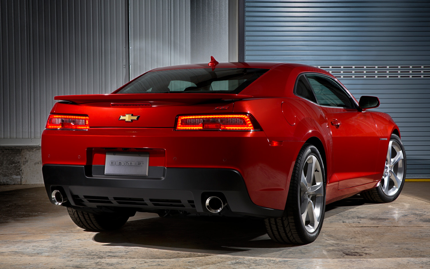 2014 camaro ss styling highlighted in new video 2014 chevrolet camaro