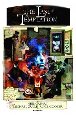 The Last Temptation by Neil Gaiman