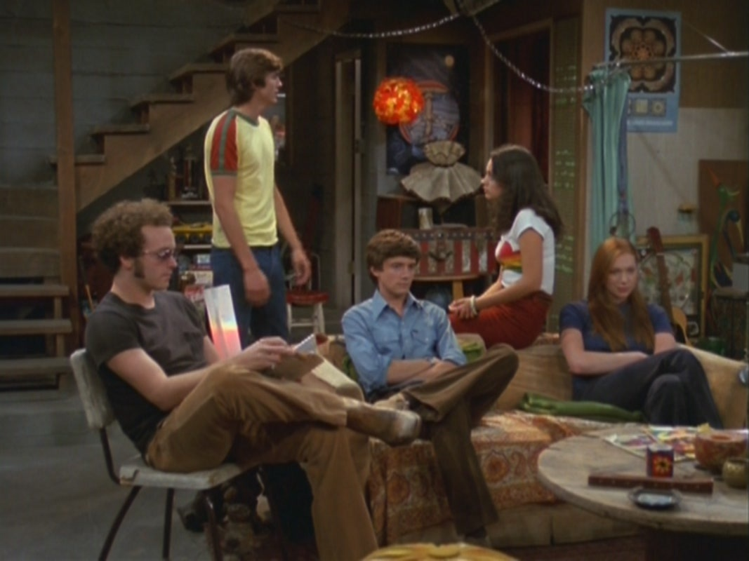that 70s show basement basements have never been as