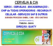 CERVEJA & CIA
