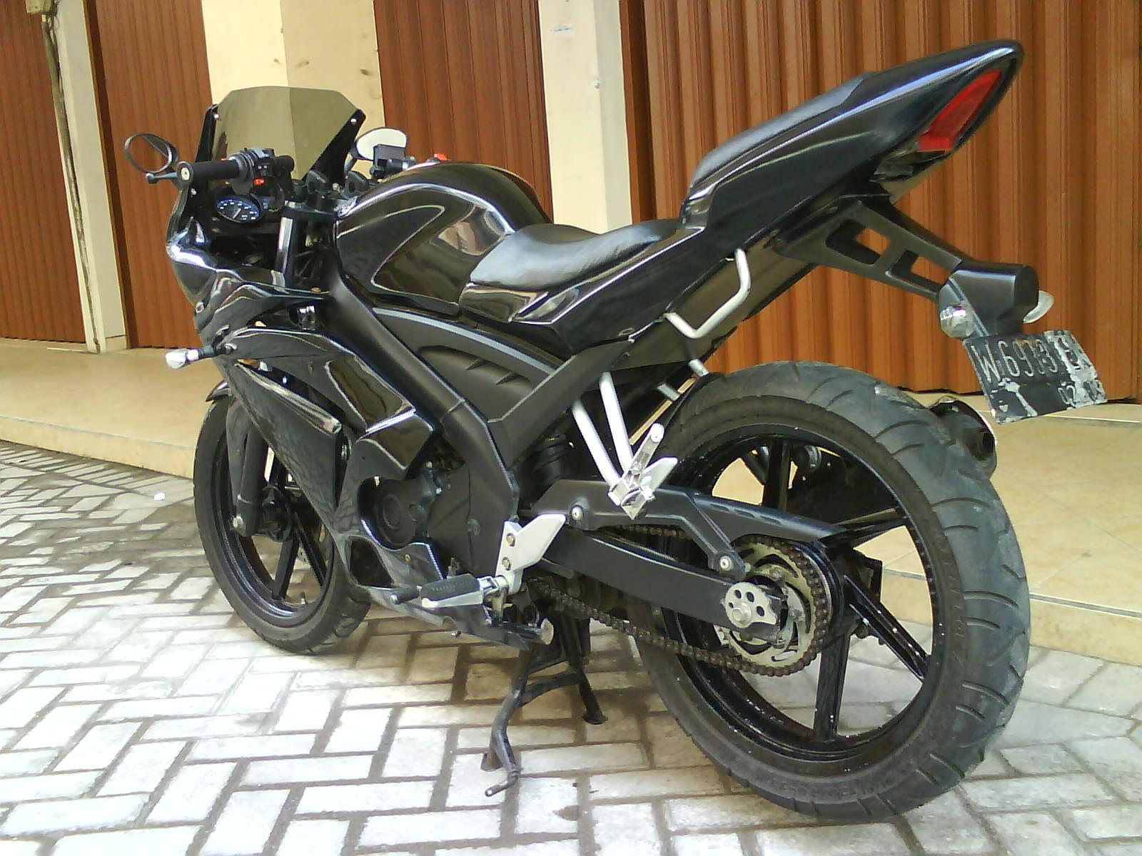 Modifikasi Knalpot Yamaha F1zr