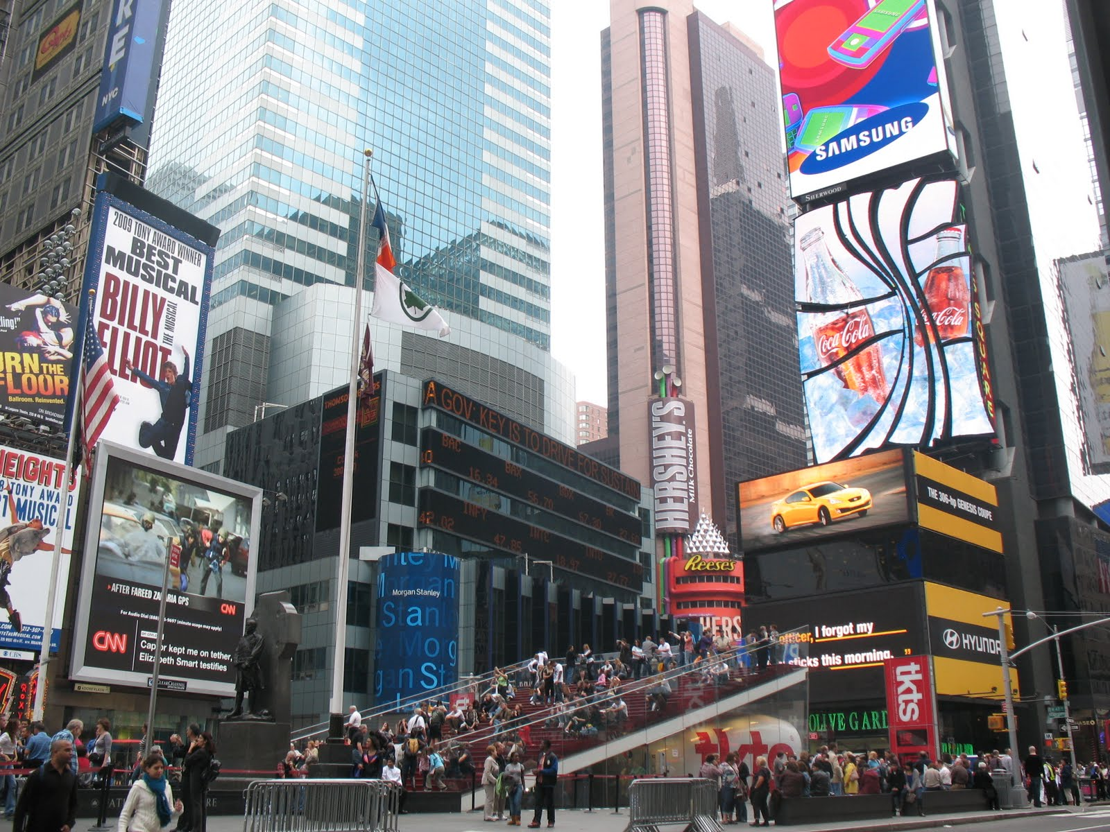 La herida de Paris]: Crónicas de NYC II