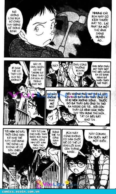 Detective Conan - Thám Tử Lừng Danh Conan chap 552 page 3 - IZTruyenTranh.com