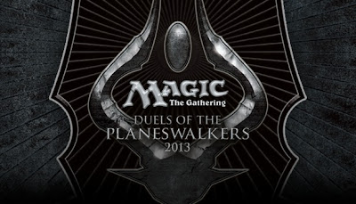 Magic The Gathering: Duels Of The PlanesWalkers 2013 Logo - We Know Gamers