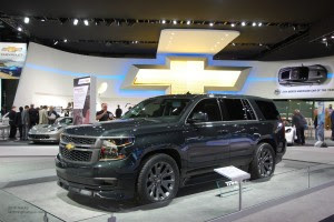 2016 Chevy Tahoe Z71 and SS Concept Specs Review