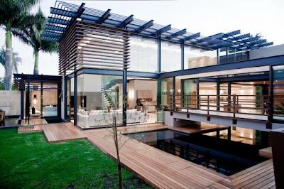 Construcción de una Casa de Diseño