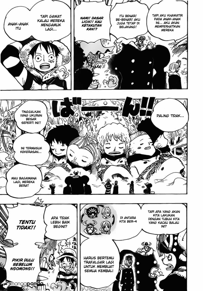 komik one piece 665 page 16