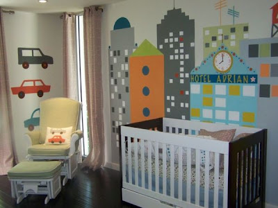 Anyten 10 finest baby nursery room ideas for City themed bedroom designs