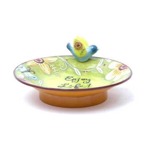 Genial Tabletop Bird Bath