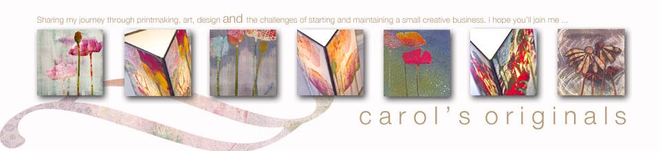 Carol Nunan - A Printmaker