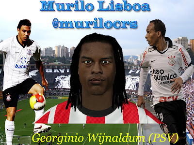 FIFA 12 Georginio Wijnaldum face