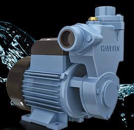 Havells Self Priming Monoblock Pump Hi-Flow S1 (1.0HP) Online Dealers in India - Pumpkart.com