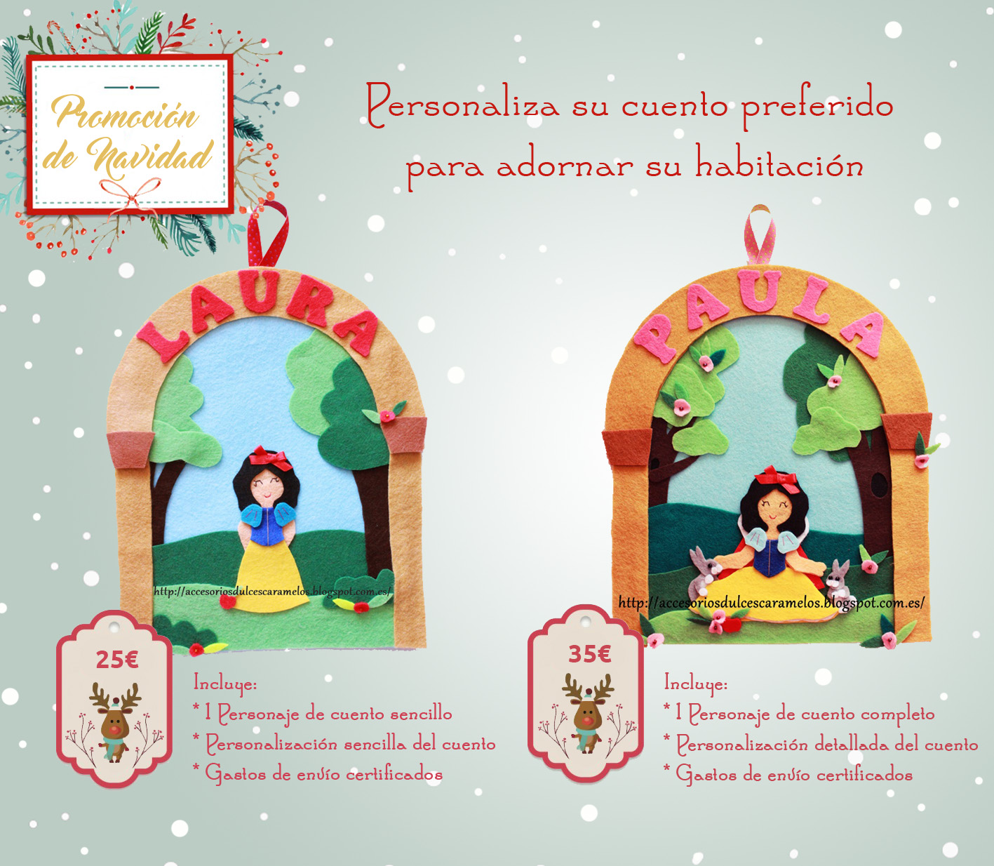 ¿Buscando ideas de regalos navideños?