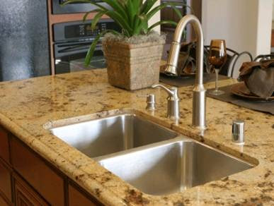 Easy home decor ideas different kitchen countertop for Engineered quartz countertops