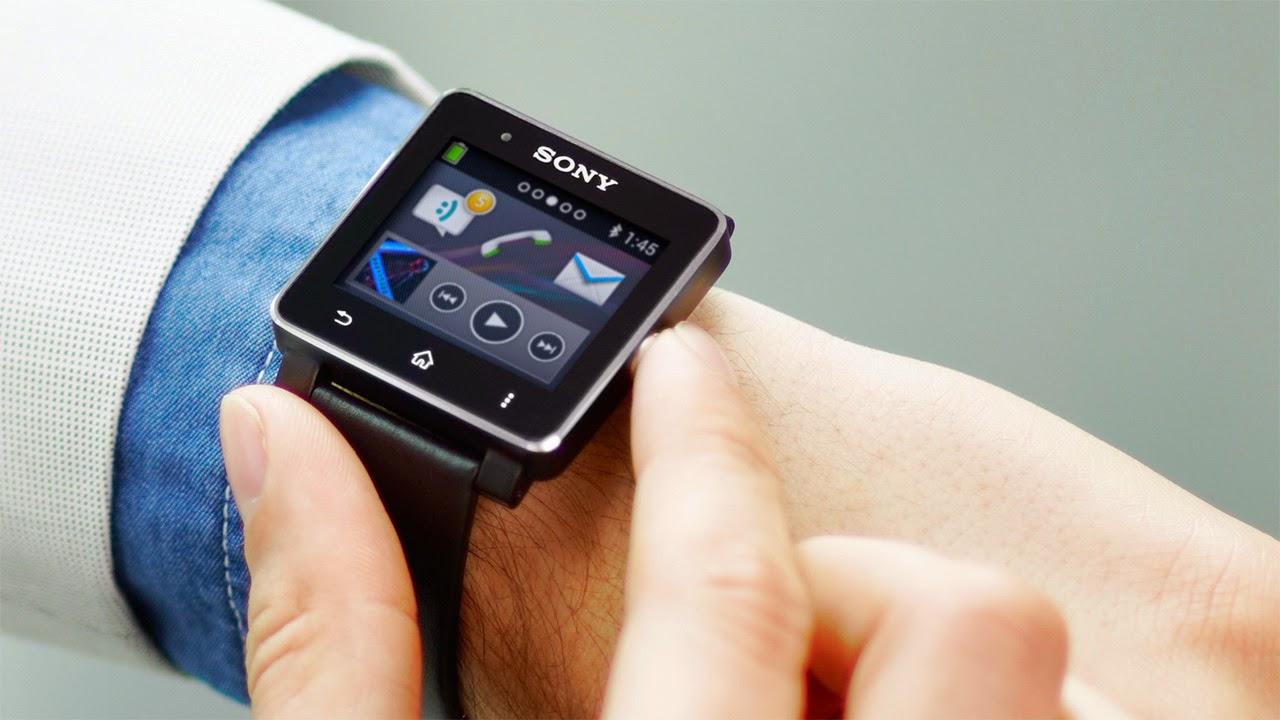Smartwatch- Sony