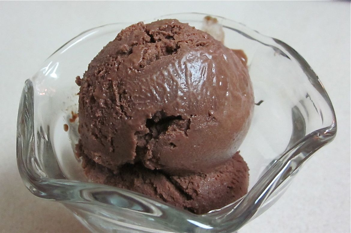 Karen's Vegan Kitchen: Chocolate Ice Cream