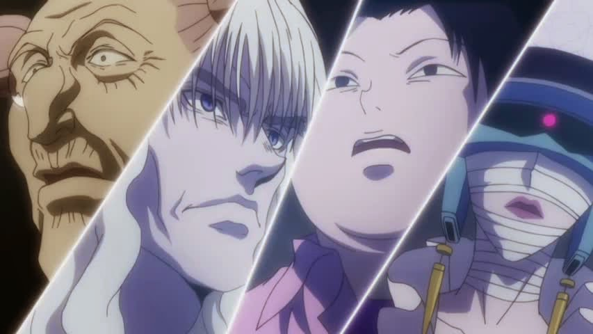 Hunter X Hunter Episode 146 Subtitle Indonesia