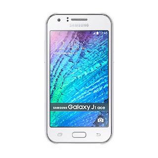 Samsung J1 Ace White Smartphone
