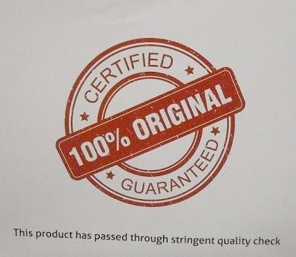 Myntra.com guarantee