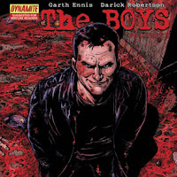 The Boys de Garth Ennis se pasa al cine