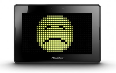BlackBerry PlayBook OS 2.0 delayed