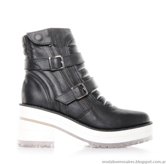 Ricky Sarkany otoño invierno 2014. Moda zapatos, botas y botinetas otoño invierno 2014.