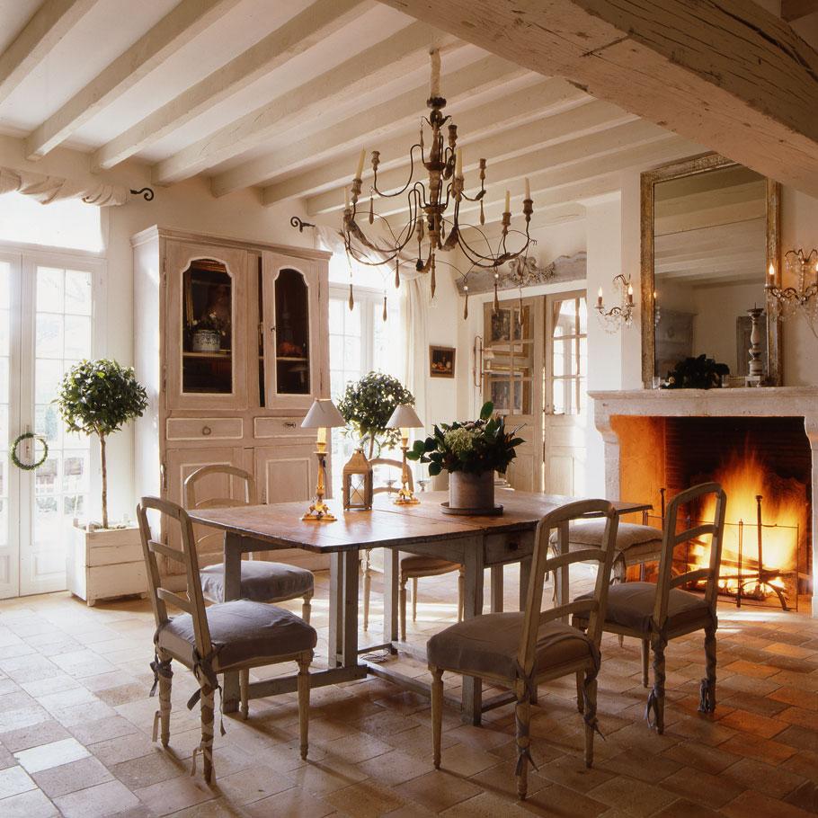 Vicky 39 s home casa francesa french house - Interiorismo de casas ...