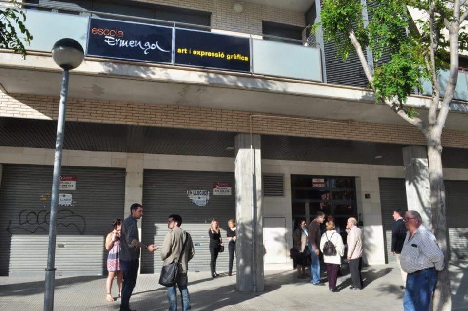 Escola Ermengol Lleida