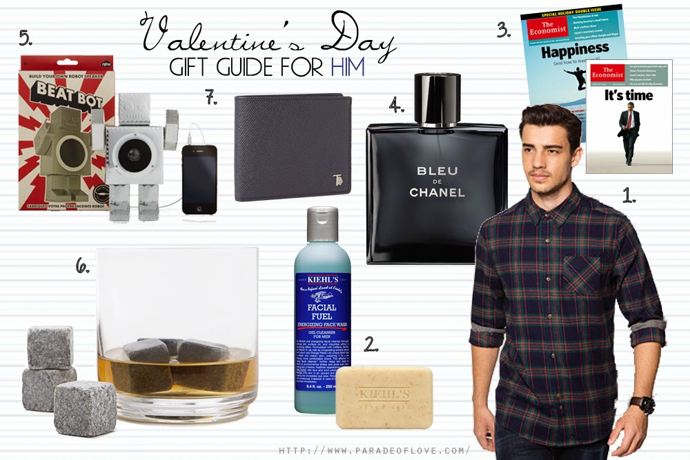 Valentine's Day 2015 Gifts for HIM