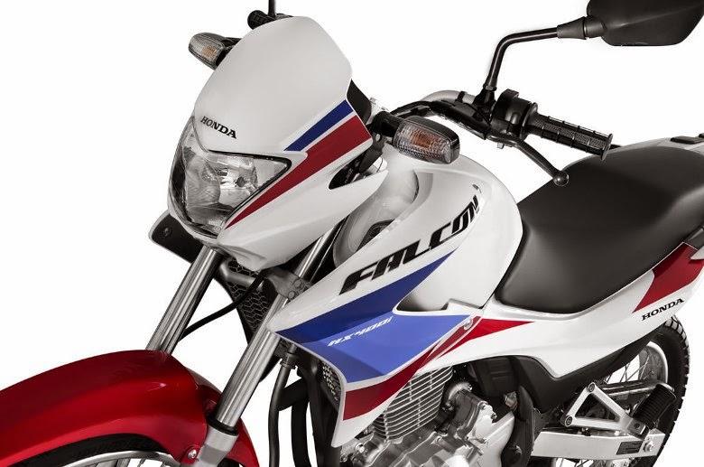 Honda Falcon NX400i premiere special version