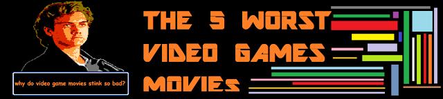 5 Worst Video games